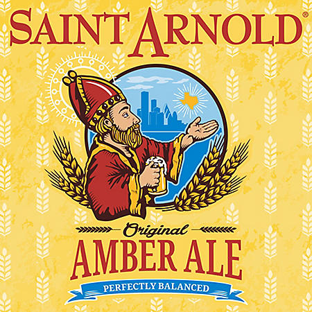 Saint Arnold Original Amber Ale (12 fl. oz. bottle, 6 pk.)