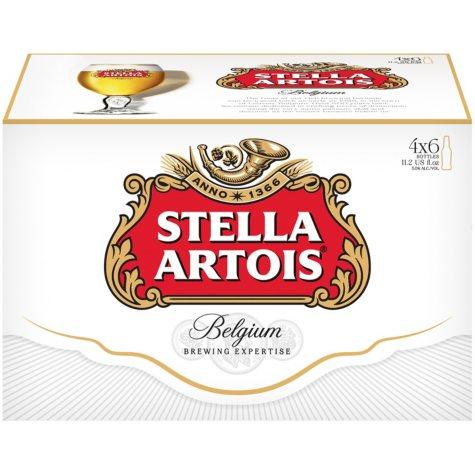 Stella Artois (11.2 fl. oz. bottle, 24 pk.)