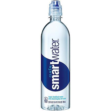 OFFLINE Glaceau Smartwater (23.7 fl. oz.)