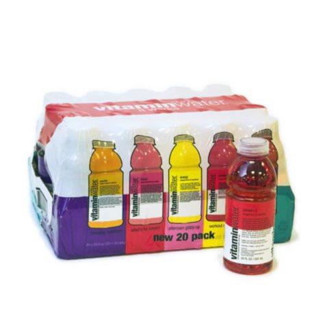 Vitaminwater® Variety Pack - 20/20oz