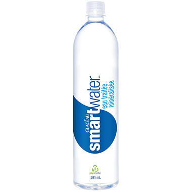 Glaceau Smartwater (20 oz. bottle)