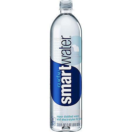 Smartwater, Single Bottle (33.8 fl. oz.)