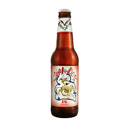 Flying Dog Snake Dog IPA (12 fl. oz. bottle, 6 pk.)