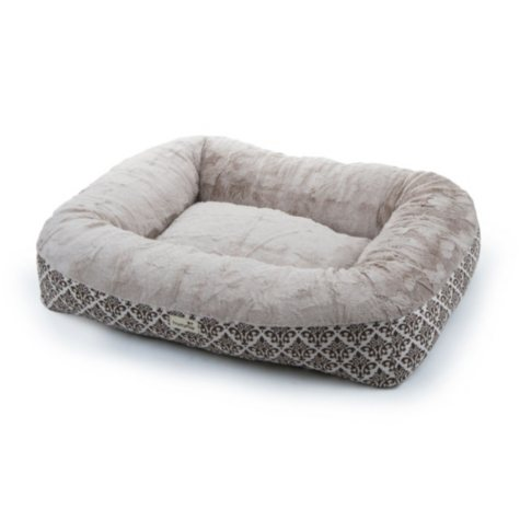 "TrustyPup Sensa Snoozer 35"" x 27"" Pet Bed (Choose Your Color)"