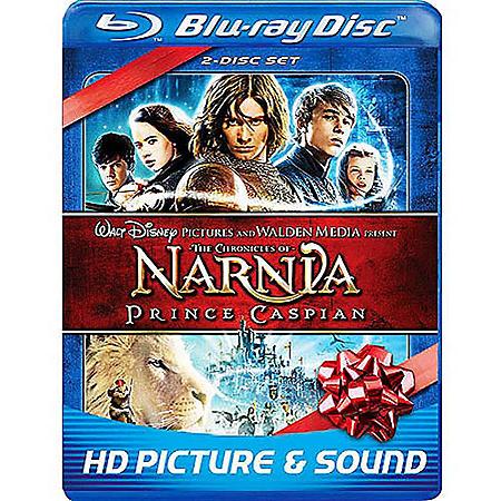 Chronicle's Of Narnia: Prince Caspian - Blu-Ray