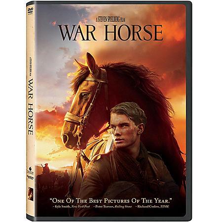 WAR HORSE JUNE 2013 RESET
