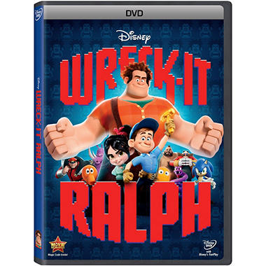 Wreck It Ralph (Widescreen)