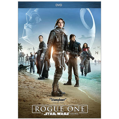 Rogue One - various formats