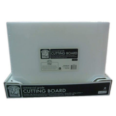 """Daily Chef Commercial Cutting Board, 15"""" x 20"""""""