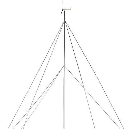 Sunforcr 30 ft. Wind Generator Tower Kit