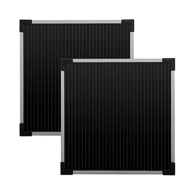 Sunforce Products 5 Watt Solar Panel Charger (2-pack)