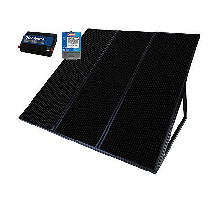 Coleman 55 Watt Solar 12-Volt Power Generator Kit