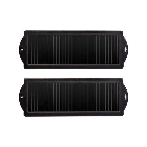 Coleman 2 Watt, 12-Volt Solar Battery Maintainer (2-pack)