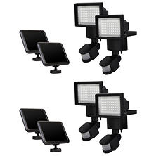 Sunforce 60 LED Solar Motion Light (4-Pack)