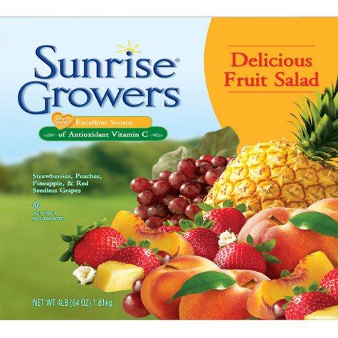 Sunrise Growers Delicious Fruit Salad (4 lb.)