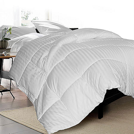 Siberian White Down Comforter