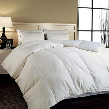 700-Thread-Count Hungarian White Goose Down Comforter