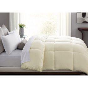 Microfiber Color Down Alternative Comforter