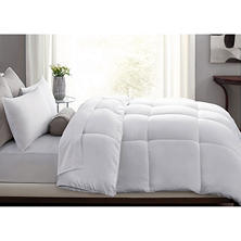Microfiber Color Down Alternative Comforter