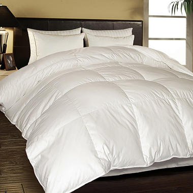 1000-Thread-Count European White Down Pima Cotton Comforter (Assorted Sizes)