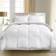 1000-Thread-Count European White Goose Down Comforter