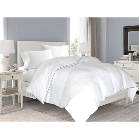 ELLE Home 1200-Thread-Count Down Alternative Comforter
