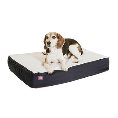 Majestic Pet Orthopedic Double Pet Bed, 24 x 34