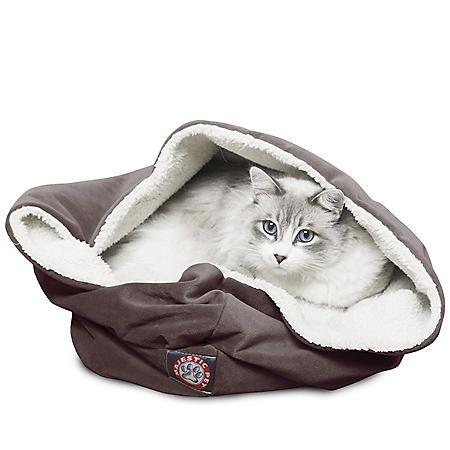 Majestic Pet Burrow Pet Bed (Choose Your Color)