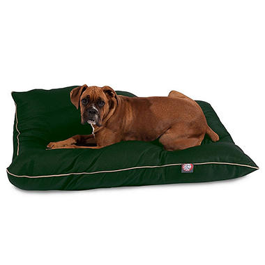 Super Value Pet Bed - Green - Large