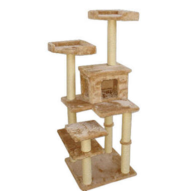 Majestic Pet Casita Cat Tree - 66\