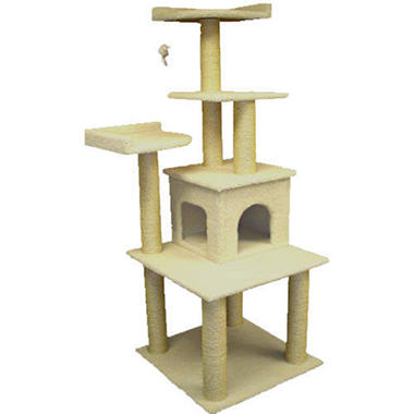 Bungalow Cat Condo - 64