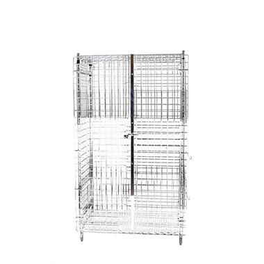 Excellante Security Cage with 4 Wire Shelves - 24