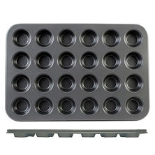 Nonstick Mini Muffin Pan - 24 Small Cups