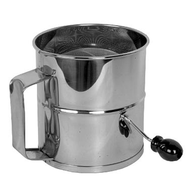 8 Cup Flour Sifter - 6.8