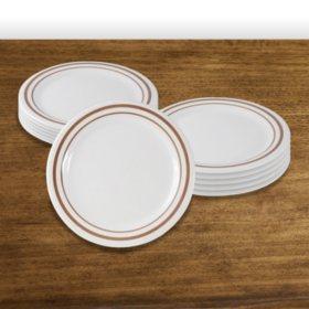 """Winston Melamine Dinner Plate, 9"""" (12 pk.)"""