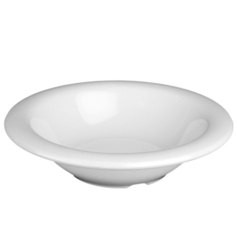 Melamine Salad Bowl - White - 12 pk. - 3 Sizes to Choose