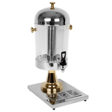 Excellante Stainless Steel Juice Dispenser - 2.2 gal.