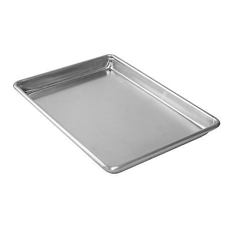 "Excellante Quarter-Size Aluminum Sheet Pan - 10"" x 13"""