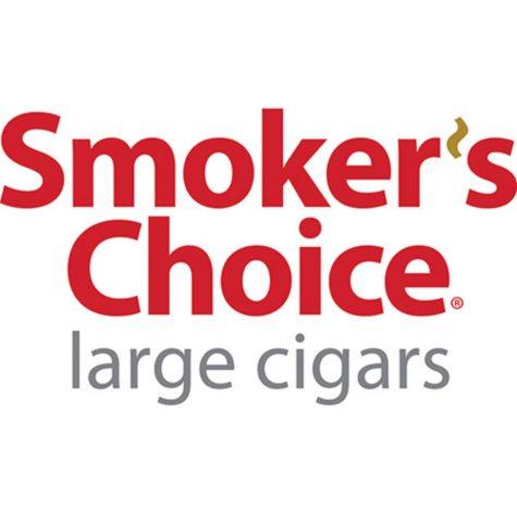 Smoker's Choice Blue Cigars 100s Box 1 Carton
