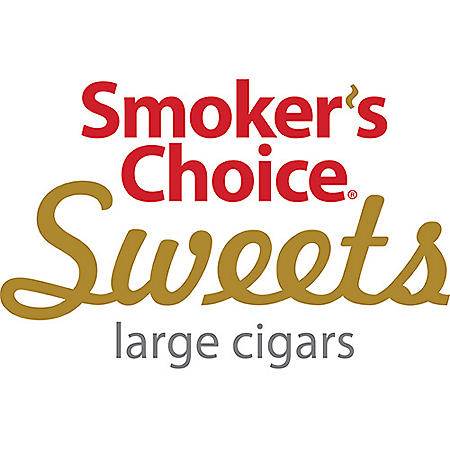 Smoker's Choice Strawberry Sweet Cigars Box 1 Carton