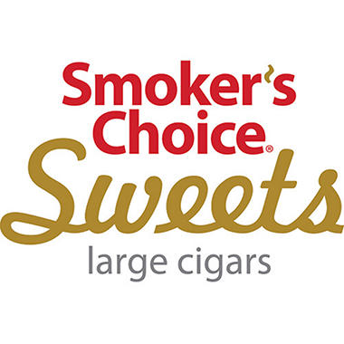 Smoker's Choice Grape Sweet Cigars 1 Carton