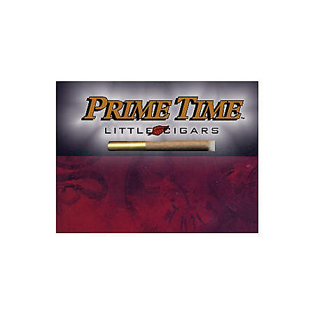 Prime Time Little Cigars Grape (10 ct., 10 pk.)