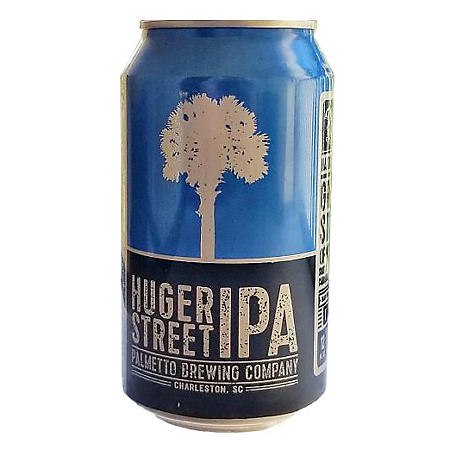 Palmetto Huger Street IPA (12 fl. oz. can, 6 pk.)