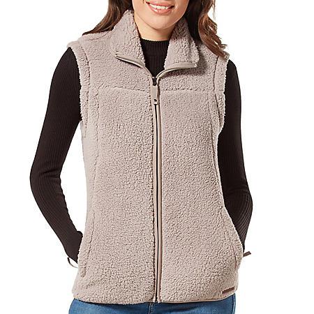 Free Country Ladies Plush Vest