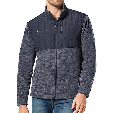 Men's Free Country Full Zip Fleece Jacket