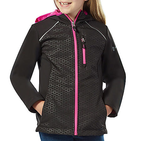 Free Country Girl's Softshell Jacket