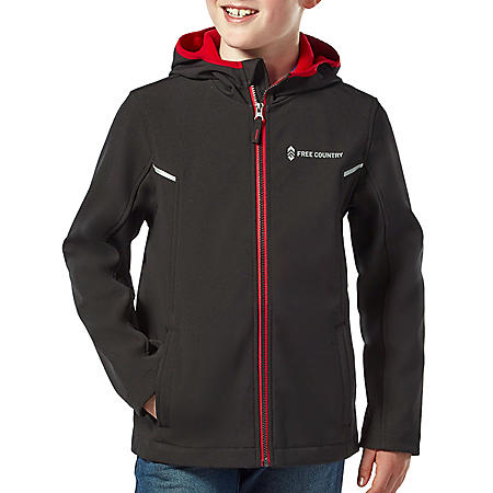 Free Country Boy's Softshell Jacket
