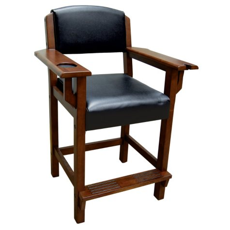 Brunswick Player's Chair (Select Color)