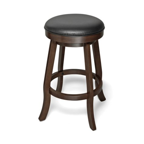 Brunswick Backless Bar Stool (Select Color)