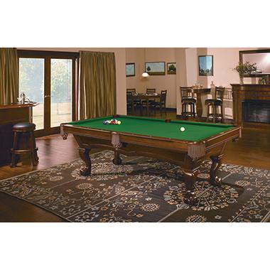 Brunswick Broadmoor Foot Billiard Table Select Cloth Sams Club - Sportcraft 8 foot pool table